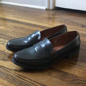 Women's oxford loafers
